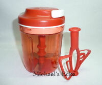 Tupperware Multi Chef  Rot