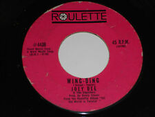 JOEY DEE Wing-Ding 45 What Kind Of Love Is This VG+ 7""