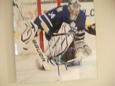 JAMES REIMER TORONTO MAPLE LEAFS RED DEER REBELS AUTOGRAPHED 8 X 10 PHOTO (2)
