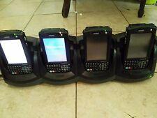 lot of 4 Symbol Motorola MC5040-PQ0DBQEA7WR Mobile Computer