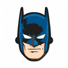 8 x Batman Paper Party Masks Batman Favours Party Supplies