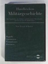 Digitale Bibliothek 109: Handlexikon der Militärgeschichte