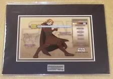 Star WARS CLONE WARS Anakin Skywalker touche de caractère édition limitée