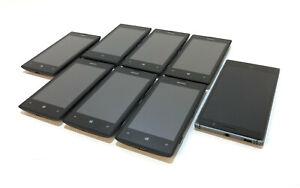 **JOB LOT** 8 x Nokia Lumia Windows Mobile Phones