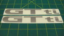 Daihatsu GTti G100 G112 decal sticker graphic Turbo restoration Tianjin Xiali