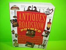 Antiques Roadshow Primer Book On Collectibles 366 Pages 1999 Carol Prisant