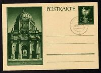 █ Ganzsache EINGANG ZUM SCHLOSS MUSEUM in BERLIN Entier Postal Deutschland NEUF