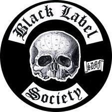 CHAPA/BADGE BLACK LABEL SOCIETY . pin button zakk wylde ozzy osbourne down heavy