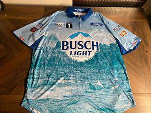 Kevin Harvick #4 BUSCH LIGHT/Stewart Haas Racing Race Day Pit Crew Shirt XXL