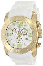 Swiss Legend Commander Chrono Men's 47mm Chronograph Rubber Watch 10067-yg-02