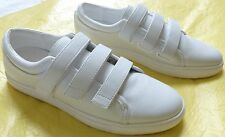 Womens Sport White Skidproof Nursing White Shoes Hospital Footware Work Shoes X3