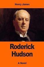 Roderick Hudson by James, Henry 9781544880037 -Paperback