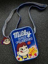 More details for milky candy fujiya peko-chan pvc shoulder school bag - new with tags vadobag