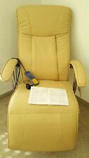 Massagesessel * von Vida XL * beige * zum relaxen * unbenutzt *