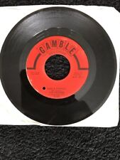 """The Cruisers - Take A Chance / I Need You So 7"""" Vinyl US Gamble G-207 (1967)"""