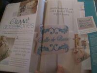 'Elegant Accessories' Jenny Barton cross stitch chart(only)