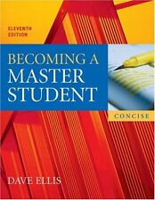 Becoming A Master Student: Concise: Text (Master S