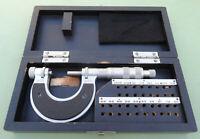 4317784856652 IP54 Forum Digital Outside Micrometer 0-25 mm