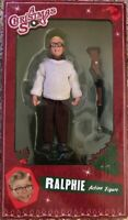 """A🎄Christmas Story🎅 RALPHIE 8"""" Figure Scale Clothed, w/Red Ryder BB🔫by NECA"""