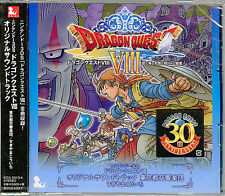 OST-NINTENDO 3DS DRAGON QUEST 8 SORA TO UMI TO DAICHI TO...-JAPAN 2 CD I45