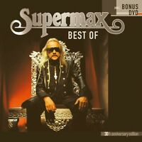 "SUPERMAX ""BEST OF"" CD+DVD NEU"