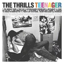 THE THRILLS ~ TEENAGER NEW  AND SEALED CD ALBUM