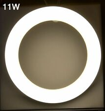 11W Circular LED Tube G10Q 3000k/6000K 205mm T9 round tube light AC85-265V