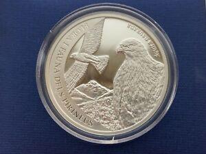 Andorra 5 diners 1/2 Oz Aguila Daurada Silver Eagle coin 2011 year