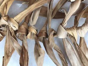 24X Dried Organic Banana Leaves Leaf Shrimp Betta Discus Antibacterial