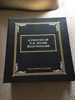 A Century of US Silver Half-Dollars, Book Only