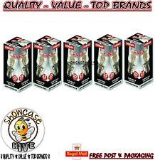 5x Eveready 220-240V 25w 300°C Oven Kitchen Appliance Lamp SES E14 Bulb Pygmy E