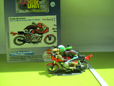 JOE BAR TEAM figurine & livret BD serie 2 no 58 moto guzzi guido brasletti