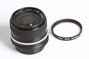 Nikon Nikkor 2,8/24 Ai Lens