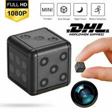Wireless Mini Kamera HD 1080P Überwachungkamera Hidden Spion Camera Spycam