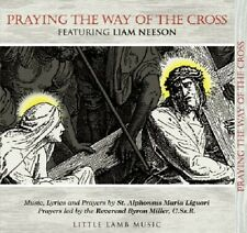 Praying the Way of the Cross featuring Liam Neeson Brand New Audio CD!