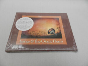 James and the Gaint Peach Signed 1st Limited in Slipcase Disney Lane Smith