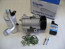 Frigette A/C AC Compressor Kit for 1999-2003 F250 / F350 Super Duty (7.3L)