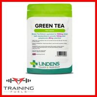 Lindens Green Tea 1000mg 100 tablets Weight Loss Diet