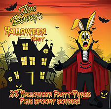Jive Bunny's Halloween Party - CD - NEW SONGS MUSIC CHILDRENS KIDS GHOSTBUSTERS