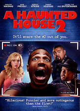 A Haunted House 2 (DVD, 2014) Brand New