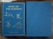 Song of the Summits Limited Edition Safari Press Sheep Hunting
