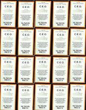 Sunday Riley C.E.O. C+E Micro-Dissolve Cleansing Oil 0.03 oz x 20 Sample Size