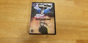 Anthony Bourdain: No Reservations Collection 5 Part 1 DVD 3-Disc Set Old Library