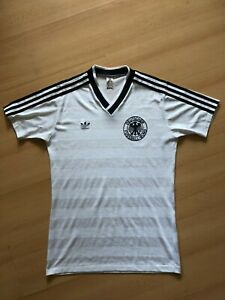 Germany Home football shirt 1984 Jersey Size M