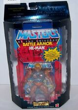 Mass of the universe team and commemorative series 2001 battle armor He-Man