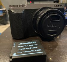 Panasonic LUMIX GX85 16.0MP Digital Camera
