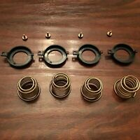 Pioneer PL-630 Stereo Turntable Parting Out Suspension Spring Set (All 4)