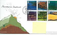 wbc. - GB - FIRST DAY COVER - FDC - COMMEMS -2004- NORTHERN IRELAND - Pmk TH
