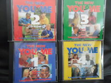 Puchta Davis Holzmann Peters/The new You & Me 1-4 CD-ROM 1998-2001  4 Discs/PC