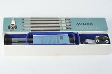 MINT- BOXED MINOX COPYING STAND, GORGEOUS!  w/INSTRUCTIONS